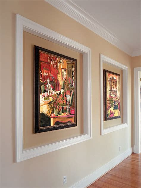 paintings to decorate home the art of hanging paintings around the house interior