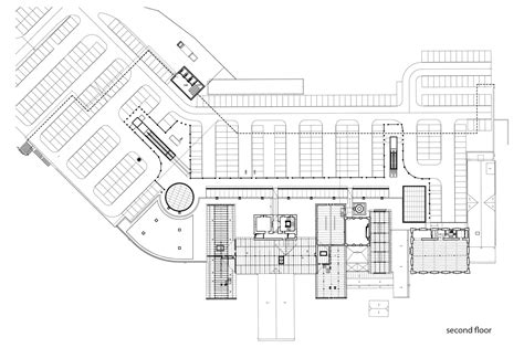 floor plan of a shopping mall gallery of shopping center pivovar děč 237 n studio acht 15