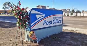 Post Office Goleta by Bouquets 8 Years Since Goleta Postal Shootings