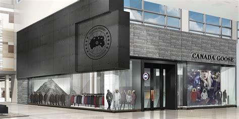 Store Canada Canada Goose To Open Toronto New York Retail Stores