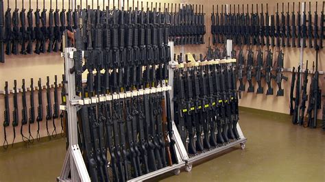 Gun Rack Systems   Modular Weapons Rack System