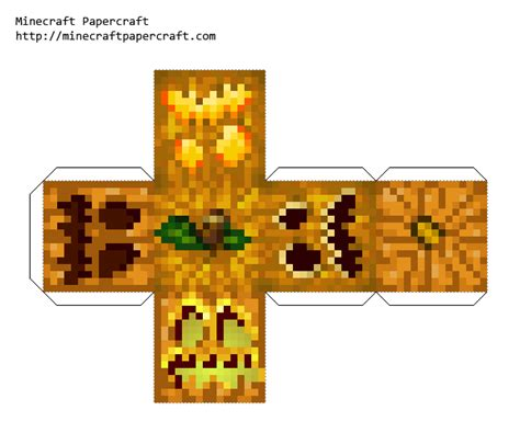 Minecraft Papercraft Skin Generator - the standardized papercraft other fan fan