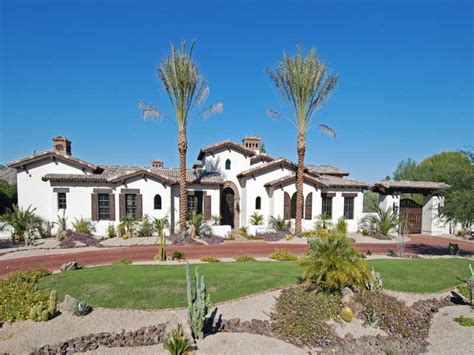 Spanish Colonial House by Ideas How To Paint The Exterior Of Spanish Colonial