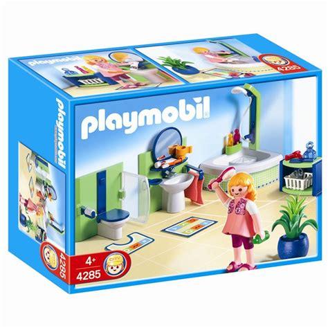 Playmobil Salle De Bain by Playmobil 4285 Salle De Bains Achat Vente Univers