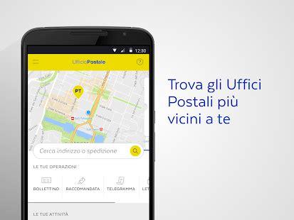 mappa uffici postali ufficio postale app android su play