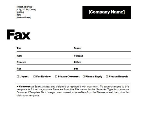 fax template printable stuning printable fax cover sheet