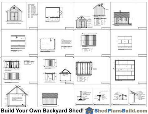 garden shed floor plans 12x16 tv traditional garden shed plans