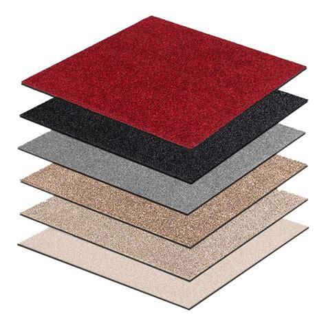 Rug Floor Tiles by Carpet Tile Velour Rug Intrigo Flooring Tile