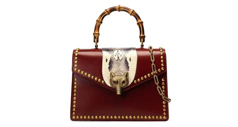 Gucci Broche Gg Leather Ss17 Bag 865 all the gucci accessories we and how to wear them