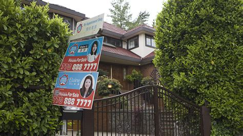 buy a house in vancouver chinese real estate investors are reshaping the market