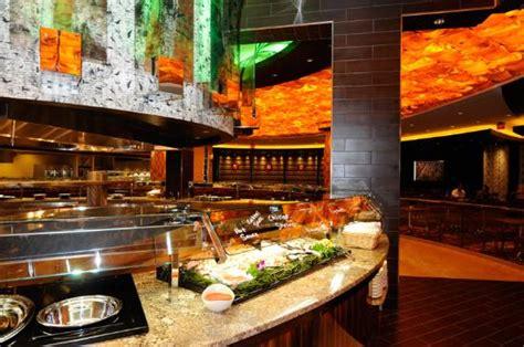 mohegan sun seasons buffet update restaurant details