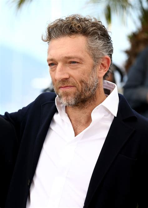 vincent cassel vincent cassel photos photos mon roi photocall the