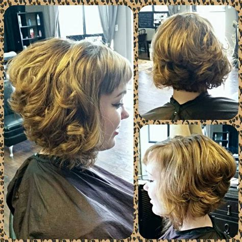 how to stlye a stacked bob with wavy hair 6 best curly wavy stacked haircuts for short hair 2017