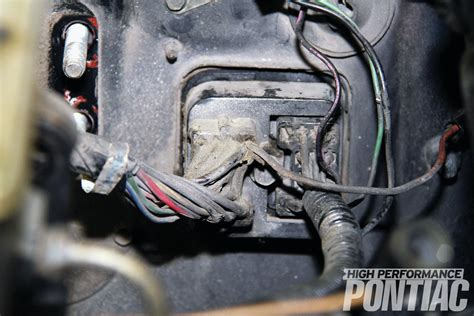 install  reproduction wiring harness high