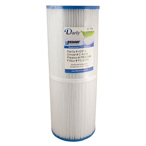 c4326 replacement spa filter cartridge tub filters