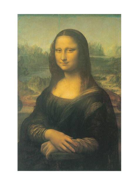 painting mona mona painting leonardo da vinci paintings