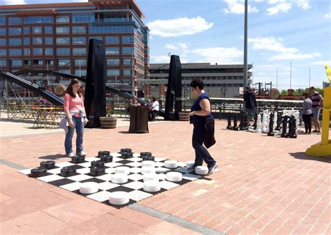 Buffalo City Court Records Chess And Checkers Appear At Canalside Buffalo Rising