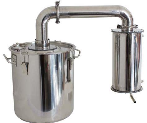 diy home brewing equipment moonshine distiller 18l