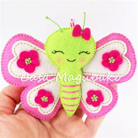 butterfly pattern in java felt butterfly digital pattern pdf file casa magubako