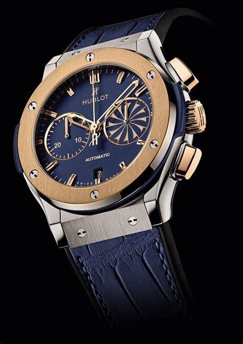 hublot introduces mykonos 2013 classic fusion chronograph