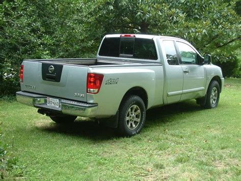 2004 nissan titan se king cab buy used 2004 nissan titan se king cab 4 door 5 6l