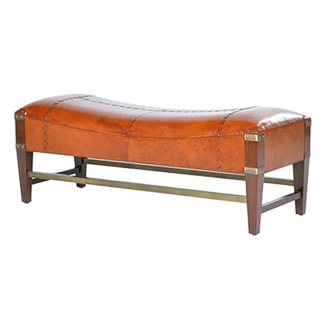 wood and leather bench leather bench seats leather stools stylish bench