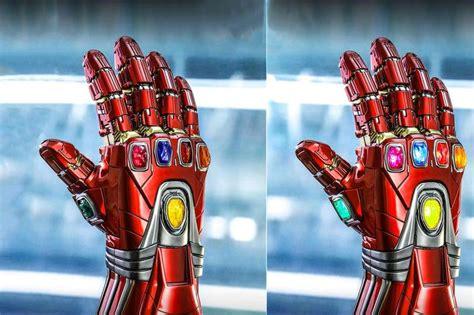 hot toys life sized iron man nano gauntlet info hypebeast
