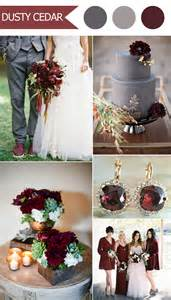 autumn wedding colors top 10 fall wedding color ideas for 2016 released by pantone