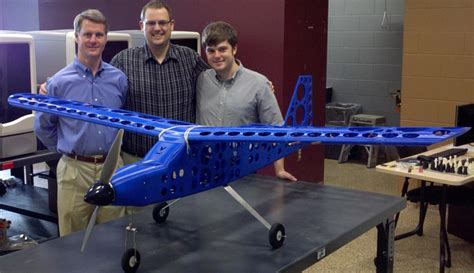 design engineer projects 3d printing for rc plane modelers and drone builders