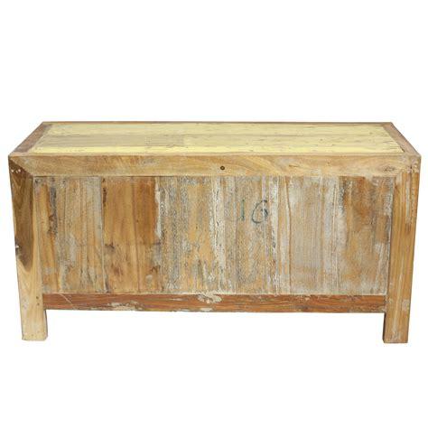 schrank upcycling recycling teakholz kommode sideboard schrank upcycling
