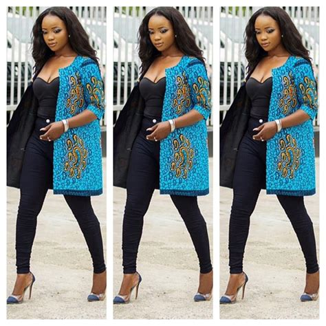 latest outfits trendy ankara jacket every lady needs ankara collections