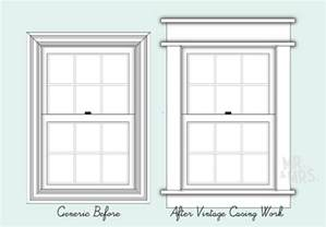 Interior Window Casing Styles by Diy Craftsman Style Window Trim Our House A Home