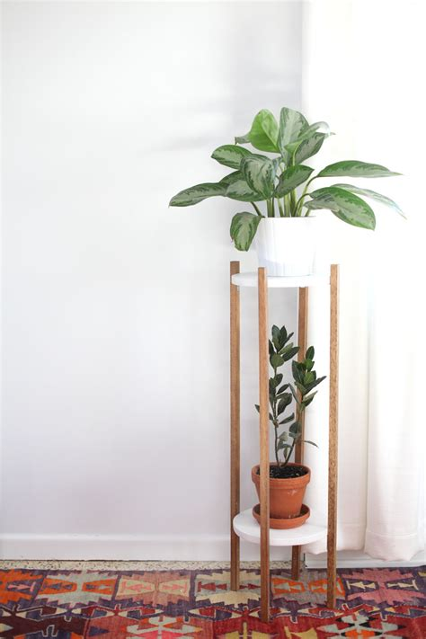 diy plant stands    explore  creativity