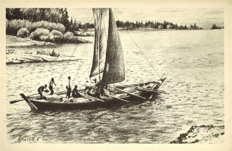 york boat postcard 2399 photogelatine engraving co united york