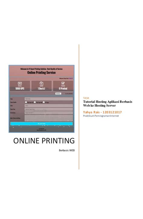 tutorial upload web ke hosting tutorial hosting aplikasi berbasis web ke hosting server