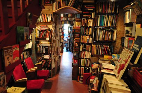 The Bookshop George the shakespeare and company book store