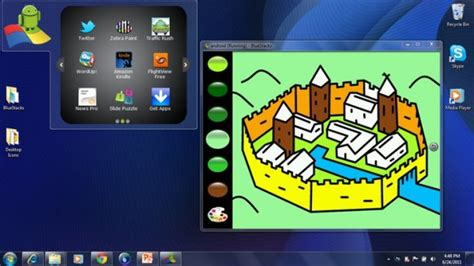 bluestacks app player or andy os android apps come to windows xp with bluestacks update