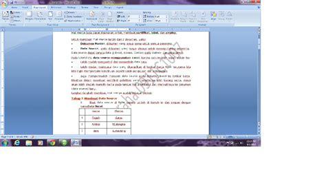 cara membuat mail merge tabel teguh nugraha 0911c1007 cara membuat mail merge