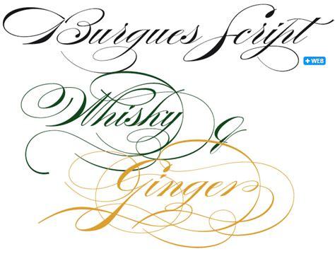burgues script tattoo font generator burgues script font bing images