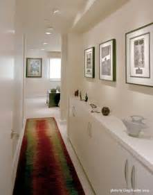 squeezing style into a narrow hallway