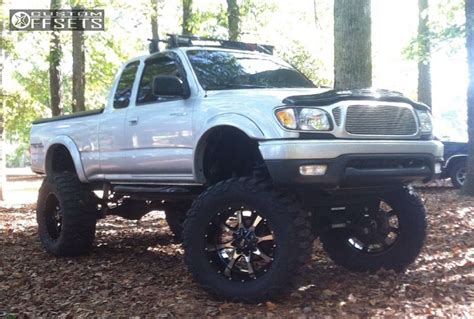 90s Toyota Tacoma by 2004 Toyota Tacoma Moto Metal Mo970 Fabtech Lifted 9in
