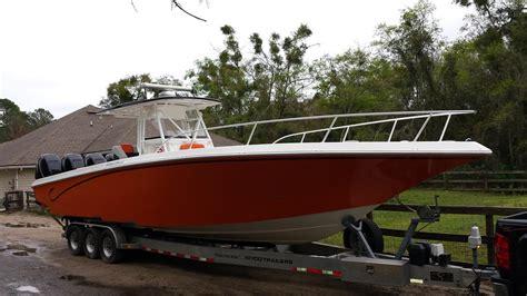 fountain boats jobs fountain 38 center console quad 300 verados brick7 boats