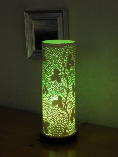 pin  glowingart lamps  etsy