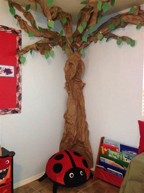 A Tree Out Of Paper - 17 best ideas about paper tree classroom on