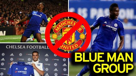 chelsea manchester united 5 times chelsea nabbed players manchester united thought