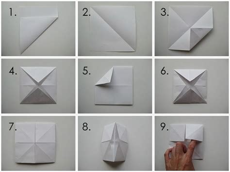 Origami Decision Maker - best 10 origami fortune teller ideas on