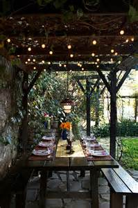 outdoor lights for pergola outdoor dining design get the look ls plus