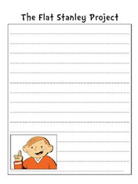 flat stanley letter template teach flat stanley project on flat stanley