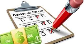 Real Surveys That Pay You - huge list of real companies that pay you to take surveys and product tests make