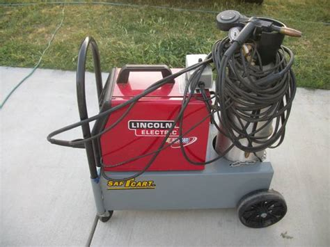 lincoln electric sp 135t lincoln sp 135t welder espotted